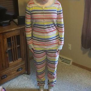 Gap Body Pajama Onesie